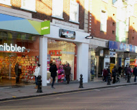 Smiggle shop on London's King's Road