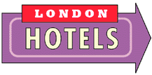 Graphic for London hotels